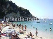 παραλία Άγιου Νικήτα